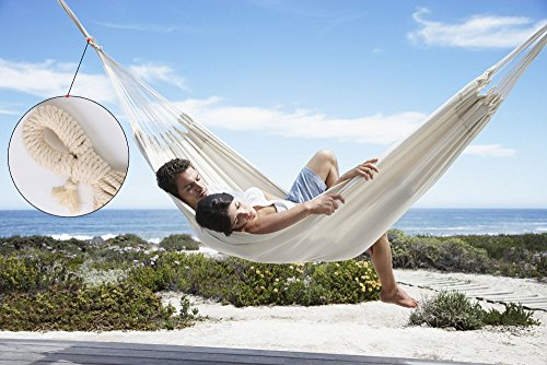 We Analyzed 5,236 Reviews To Find THE BEST White Hammock