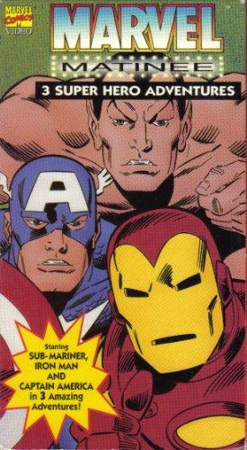 Marvel Matinees Vol.3 [VHS]