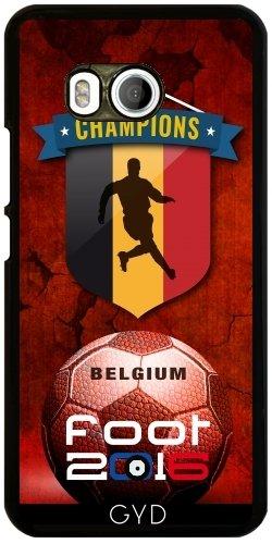 Funda para Htc U11 - 2016 Pies Bélgica by comlaprom