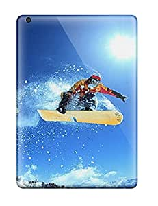 Premium ZMX8834XuqD Cases With Scratch-resistant/ Snowboard Jump Cases Covers For Ipad Air