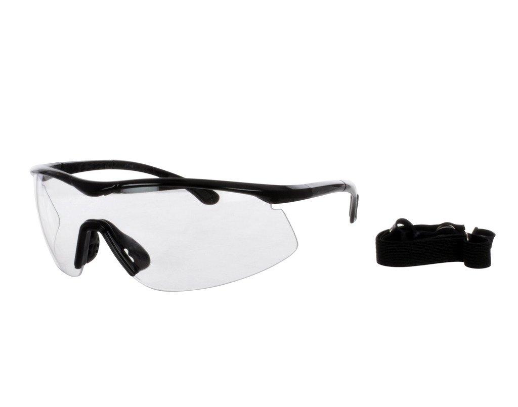 TOURNA Grip Lunettes unique (Protection des yeux pour les sports de raquette)