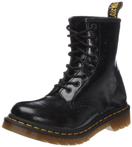 Dr. Martens 1460Z DMC HY-B 11822004 Unisex - Erwachsene Boots Schwarz (Black)