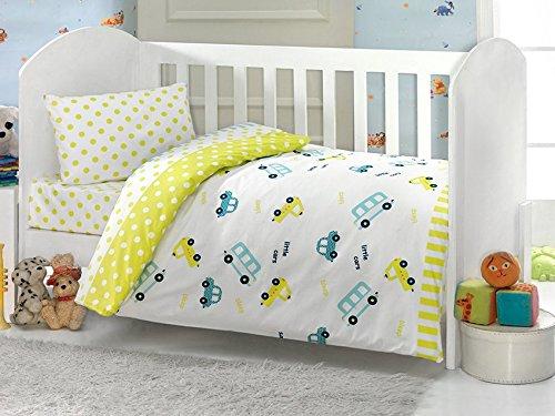 Brielle Bedding Ranforce Comforter turquiose