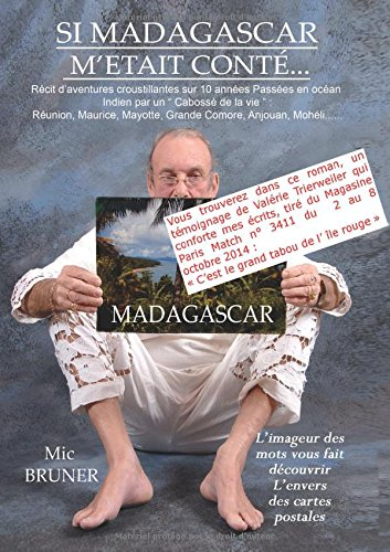 si madagascar m'était conté (French Edition)