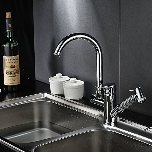 Optional Waterfall Faucet - Gyps Faucet Basin Mixer Tap Waterfall Faucet Antique Bathroom Mixer Bar Mixer Shower Set Tap You can pull-down kitchen faucet are optional,Modern Bath Mixer Tap Bathroom Tub Lever Faucet