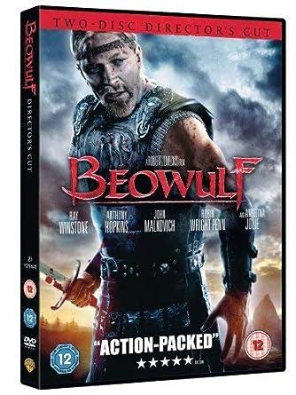 Beowulf ray winstone anthony hopkins robin wright