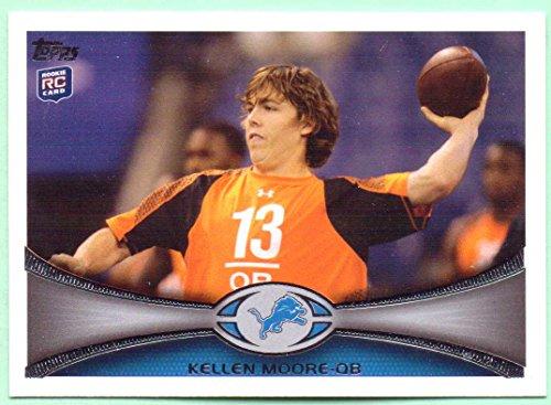 Kellen Moore 2012 Topps Rookie #377 - Detroit Lions