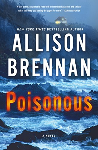 Poisonous: A Novel (Max Revere Novels Book 3) (Allison Brennan Kindle)
