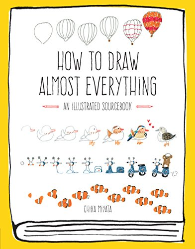Pdf Crafts How to Draw Almost Everything: An Illustrated Sourcebook