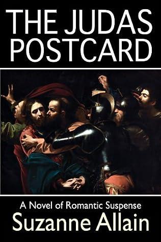 book cover of The Judas Postcard