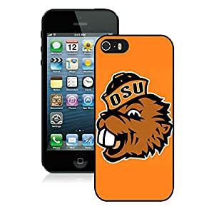 Oregon State Beavers iPhone 5S Phone Cover Case 333
