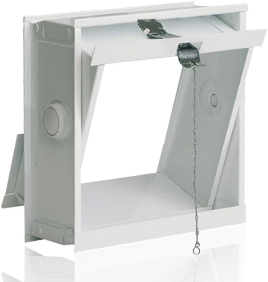 Ventana oscilobatiente: para el montaje en la pared de bloques de vidrio para 1 bloque de vidrio 19x19x8 cm: Amazon.es: Bricolaje y herramientas