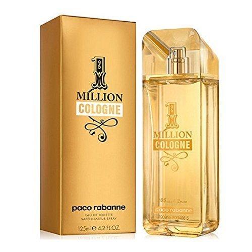 1 Mill.ion Colog.ne by Paco R.abbane Eau De Toilette Spray 4.2 oz for Men