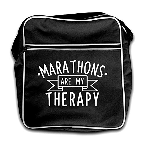 Is Is Therapy Retro Black Marathons My Flight Red My Bag Marathons Retro Therapy Flight REEYq