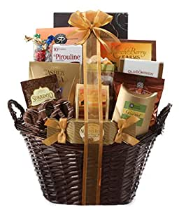 Broadway Basketeers Gourmet Gift Basket