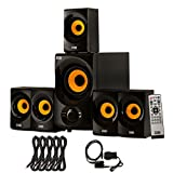 Acoustic Audio AA5170 Home 5.1 Bluetooth Speaker System - Best Reviews Guide