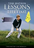 Tom Watson Lessons of a LifeTime Golf 2 Disc DVD - PAL Version