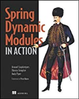 Spring Dynamic Modules in Action Front Cover