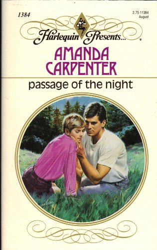book cover of Passage of the Night