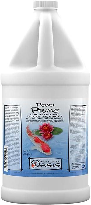 Seachem Pond Prime Water Conditioner