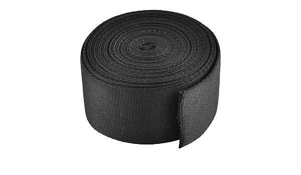 Amazon.com: eDealMax Nylon hogar maleta de equipaje de fijación Correa Cinturón DE 5 x 500 cm Negro: Home & Kitchen