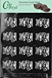 Cybrtrayd Life of the Party A034 Kittens Animal Chocolate Candy Mold in Sealed Protective Poly Bag Imprinted with Copyrighted Cybrtrayd Molding Instructions , Bite Size