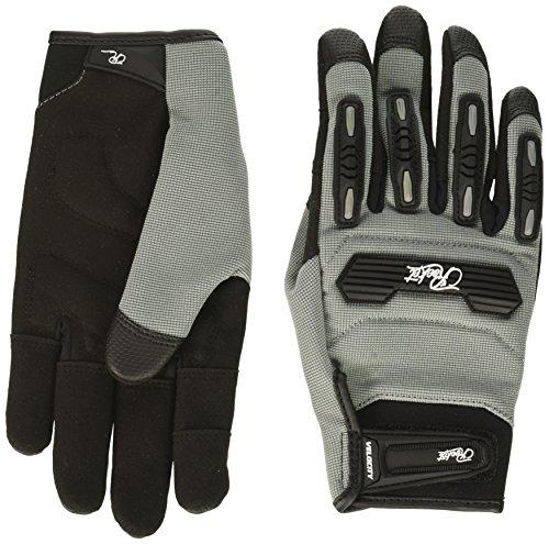Joe Rocket Women's Velocity 2.0 Gloves (Silver, Small)