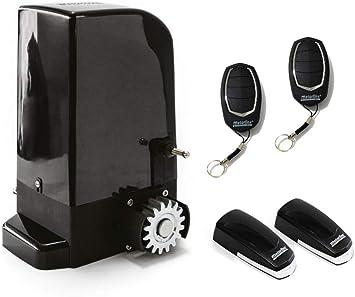 KIT Motor corredera Bravo 500 Kg, para automatizar puertas y ...