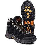 Jack Walker Bottes de Marche imperméables légères et Respirantes Chaussures pour la randonnée et Les Trek JW9255 8