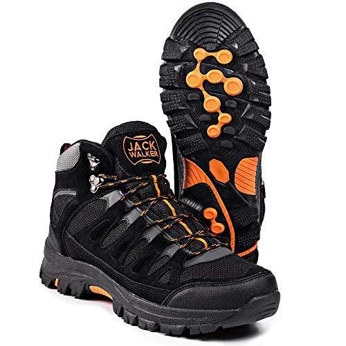 Jack Walker Bottes de Marche imperméables légères et Respirantes Chaussures pour la randonnée et Les Trek JW9255 3