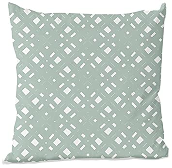 Amazon.com: Positively Home - Almohada geométrica de color ...