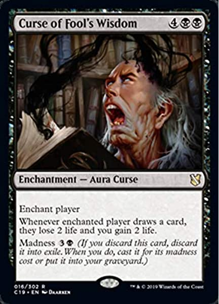 Good Curse of Bloodletting MTG DARK ASCENSION Condition