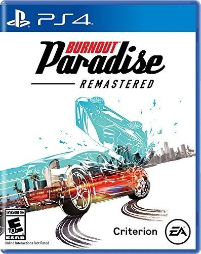 Burnout Paradise Remastered - PlayStation 4 by Electronic Arts