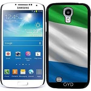 Funda para Samsung Galaxy S4 Mini (GT-I9195) - Bandera De Sierra Leona by Carsten Reisinger