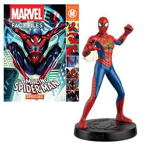 [Marvel Fact Files Special #25 Amazing Spider-Man with figuring] (Amazing Spiderman Costume File)
