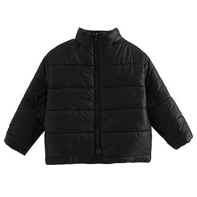 Baby Winter Coat,amazingdeal Children Cotton-padded Jacket for Girls Boys Zipper Nylon Coat