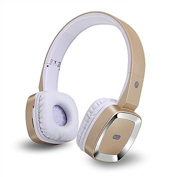 OPSLEA V4.0 Stereo Head Auriculares Bluetooth HiFi Soporte ...