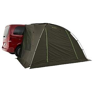 車でキャンプ