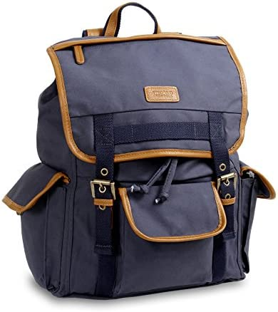 J World New York Joey Canvas Backpack