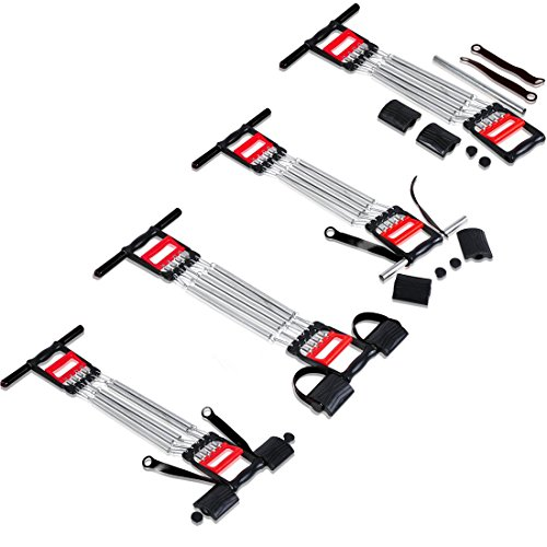 Dometool 3 In 1 Pull up Bars Home Fitness Equipment Spring Exerciser Chest Expander