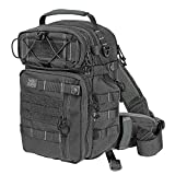 Vanquest JAVELIN 3.0 VSlinger Left-Shoulder Sling Pack (Black)