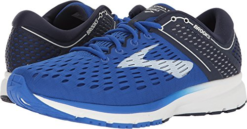 Brooks Men's Ravenna 9 Blue/Navy/White 10.5 D US