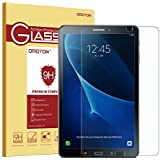 OMOTON Tab A 10.1 SM-T580 Screen Protector, 0.26mm Thickness Tempered Glass for Samsung Galaxy Tab A 10.1 SM-T580
