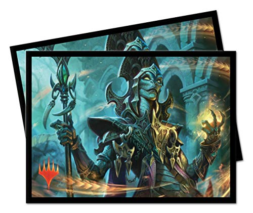 Magic: the Gathering Commander 2019 (C19) Kadena, Slinking Sorcerer Deck Protectors (100 ct.)