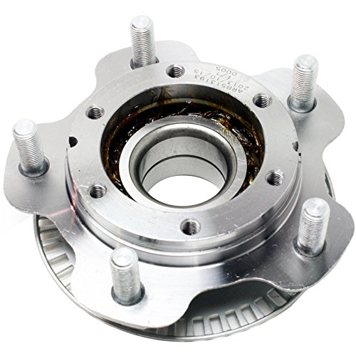 Wheel Hub and Bearing compatible with 2001-2004 Chevrolet Tracker Front Left or Right With ABS Tone Ring