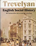 img - for English Social History: A Survey of Six Centuries from Chaucer to Queen Victoria (New Illustrated Edition) book / textbook / text book