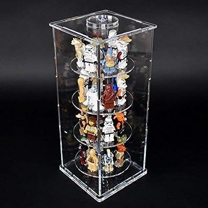 Figutower Vitrine Pour 32 Votre Lego Figurines Que Star Wars Ou