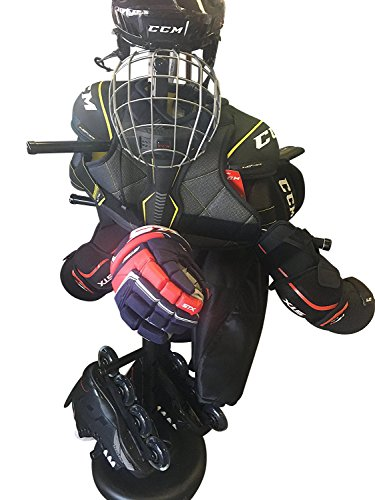 Hockey Rack Drying - Hockey and Sports Equipment Dryer Rack