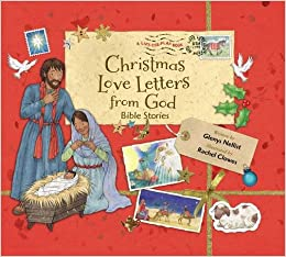 Christmas love letters from god amazon co uk nellist glenys