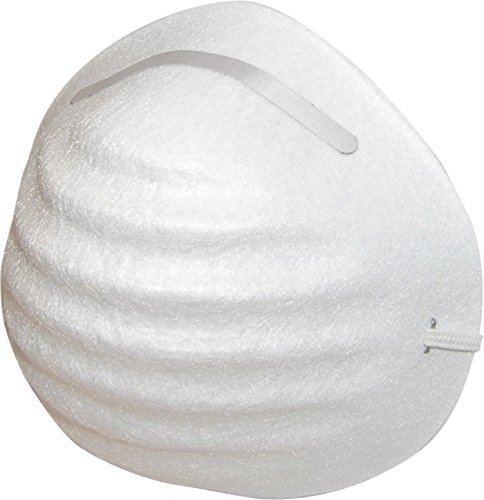 SAS Safety 2986 Nuisance Dust Mask, 5-Pack
